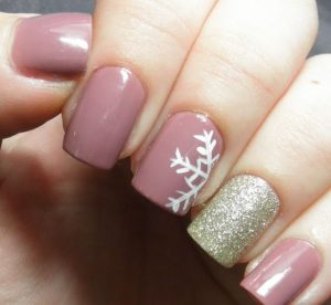 Winter Wonderland Nail Art Designs