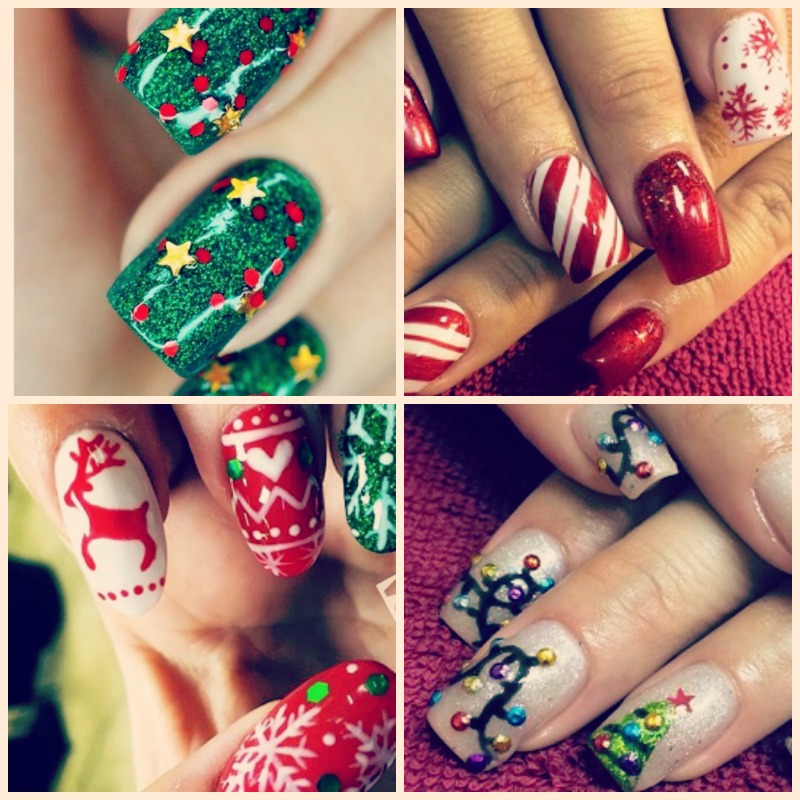 Nailed It: Holiday Nail Designs That Are On Another Level