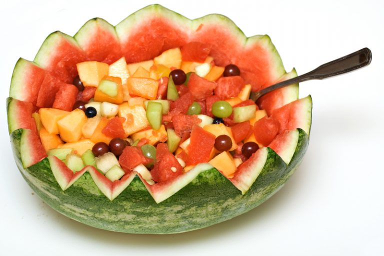 Watermelon Fruit Bowl