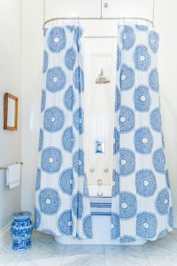 Clean the Shower Curtain