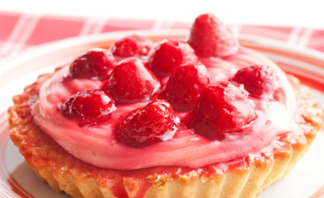 Sugar-Free Stawberry Jello Pie