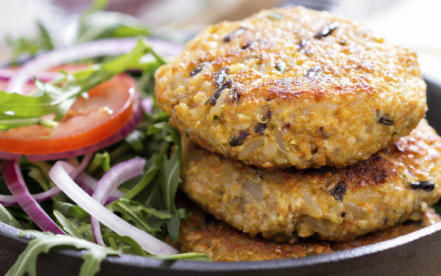 Meatless Burgers For Your Fourth Of July BBQ