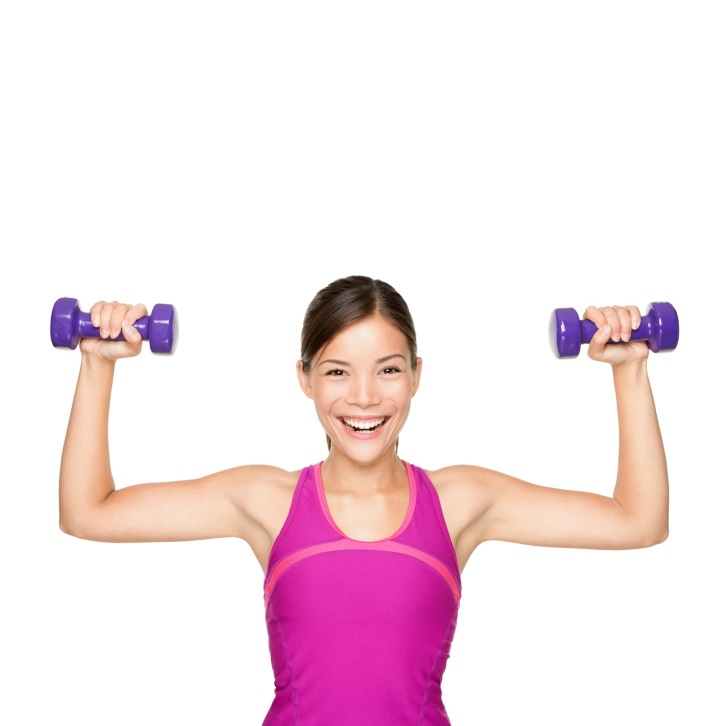 3 Exercises to Make Your Arms and Back look Dress-Ready this Summer!