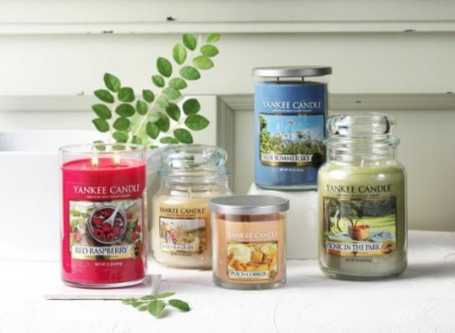 The Must-Try Scents From Yankee Candle's New Spring Collections
