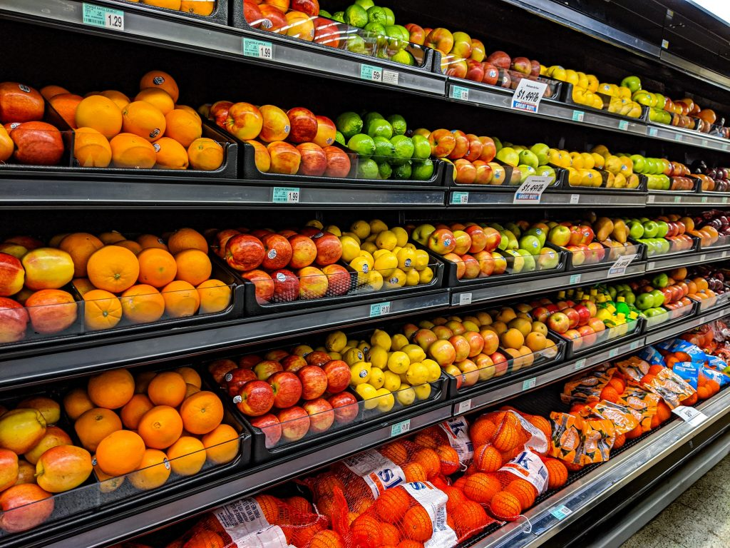 Shop Smart With This Healthy Foods Grocery List