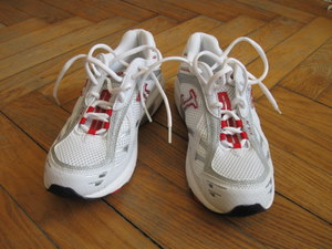 Should I Kick My Old Running Shoes to the Side?