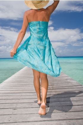 5 Ways To Wear Turquoise! The Hottest Summer Color!