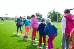 Get Your Kids Moving