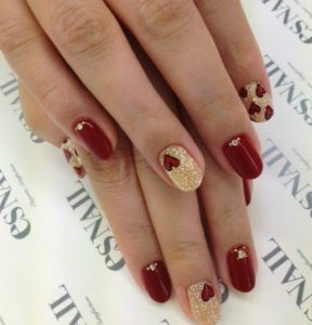 say ily with these 14 valentines day nail ideas